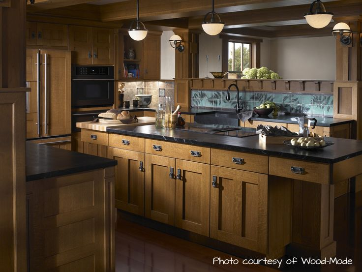 Best 25+ Mission Style Kitchens Ideas On Pinterest | Craftsman Style  Kitchens, Craftsman Kitchen And Dark Kitchen Cabinets Ideas