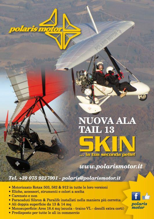 #depliant - Skin - Polaris Motor #trike #madeinitaly