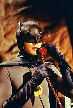 """Batman""...Adam West"