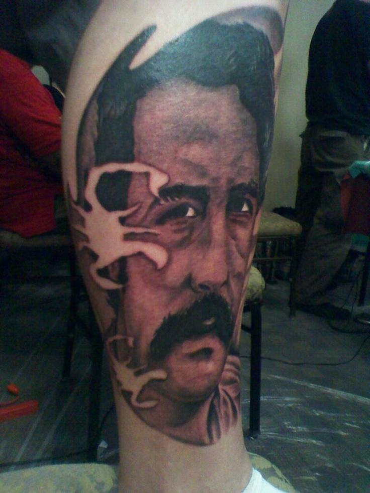 Don Pablo Escobar!