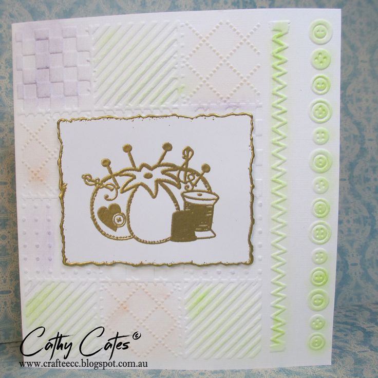 Cathy's Creative Corner: CraftMad card swap