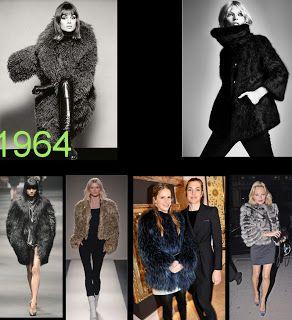 """Como vestimos: ESTILO """"AIRE VINTAGE"""" O NEOECLÉCTICO III: Los años 60: Un periodo casi desconocido"""