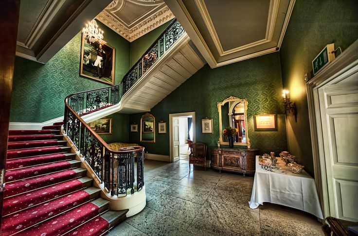 Captivating Old Manor House Interior | Inside Addington Palace | Victorian .