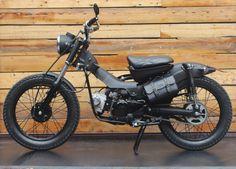 20 Best Ct110 Custom Bikes Images On Pinterest Custom Bikes