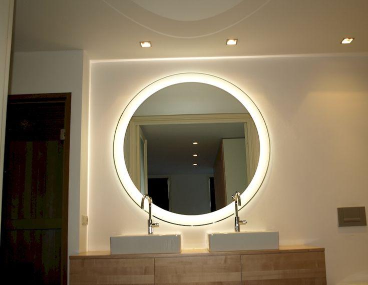12 besten LED spiegels maatwerk Bilder auf Pinterest | Wohnung in ...