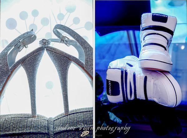 Shalene Dawn Photography | Wedding Shoes Bride & Groom
