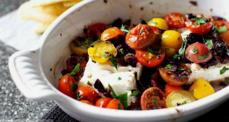 Gegrilde groente met feta. Bekijk het recept hier: http://www.urbansuperchefs.nl/gegrilde-groente-met-feta-uit-de-oven/
