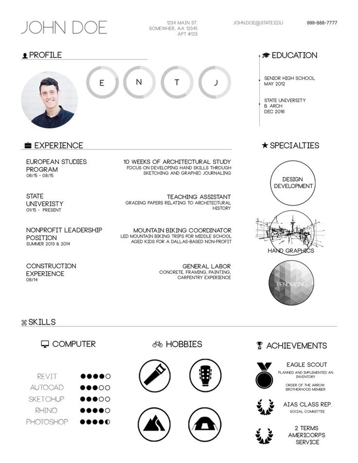 resume cv examples
