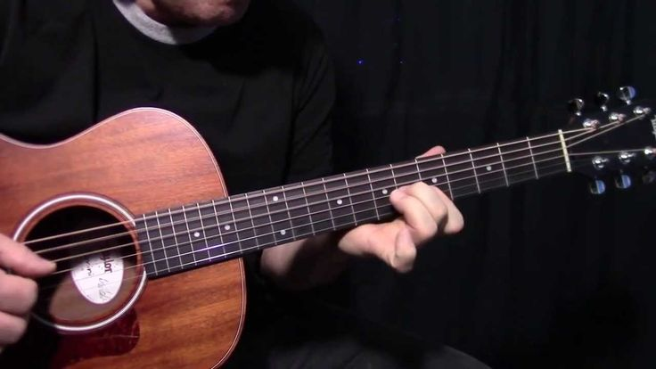 """The Beatles - """"Dear Prudence"""" - how to play - acoustic guitar lesson"""