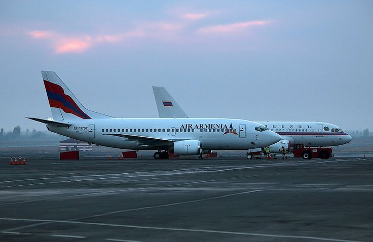 Air Armenia Boeing and Official Aircraft of Armenia