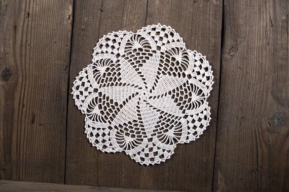 Classic crotched doily by SamoPL on Etsy