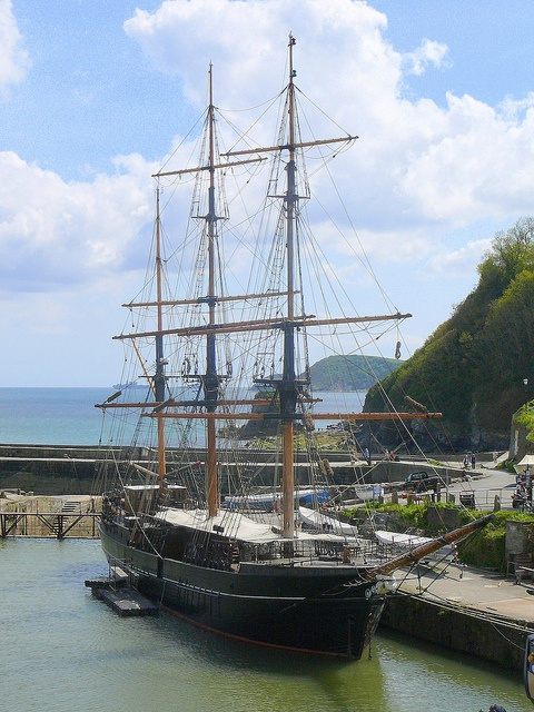 Charlestown Regatta, late July. 20 mins drive from Tredethick Farm Cottages. www.tredethick.co.uk