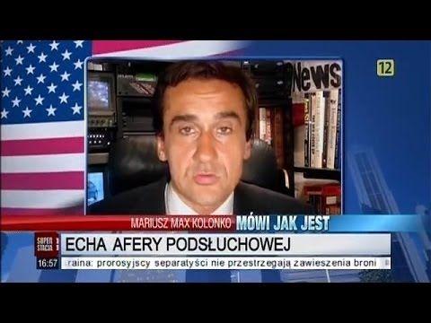 Mariusz Max Kolonko MÓWI JAK JEST (28.06.2014)