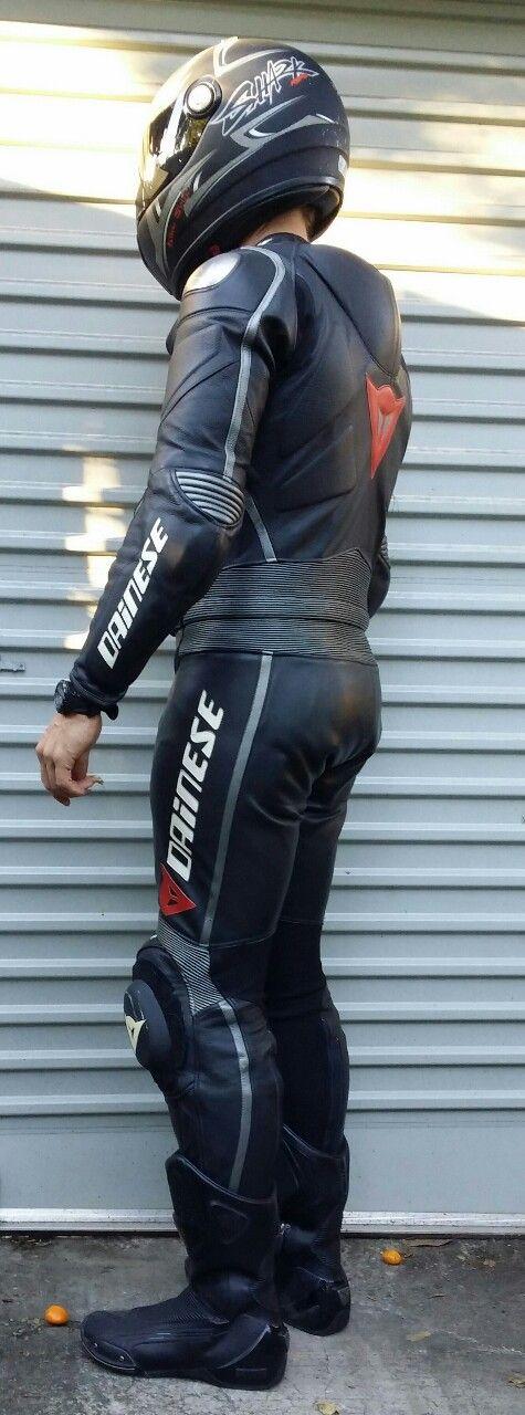 #Dainese #LeatherBiker
