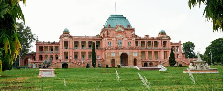 The Jagatjit Palace in Kapurthala in India was inspired by the famous French Palaces of Fontainebleau & Versailles.   DOABA – THE HEART OF PUNJAB