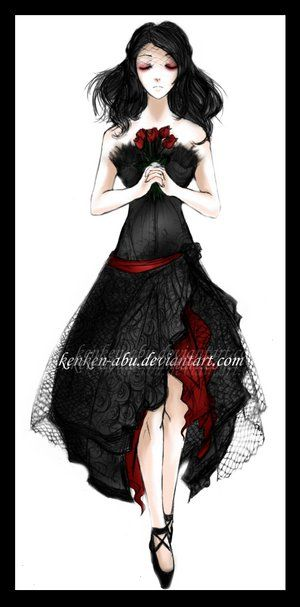my chemical romance helena's dress | or maybe like one of the the dresses that amy lee wears