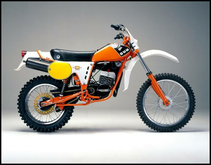 SWM RS 125 GS TF1 1979