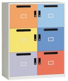Metrix Hot Desk Lockers  http://www.genesys-uk.com/Hot-Desk-Storage/Metrix-Hot-Desk-Lockers.Html