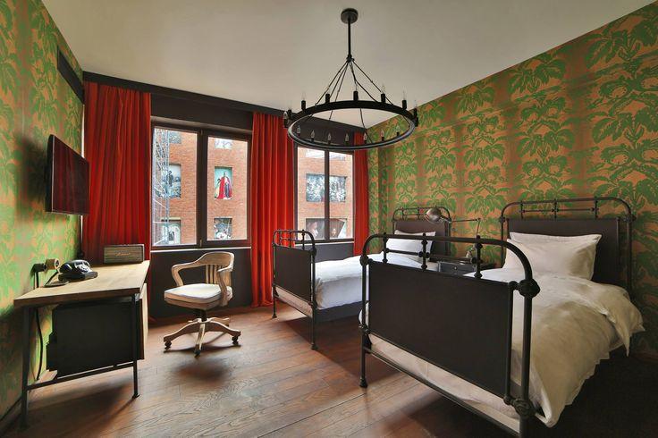 Rooms Hotel Tbilisi, Georgia