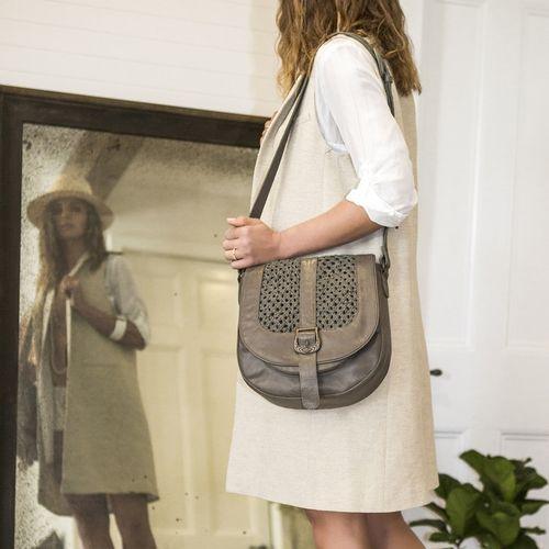 Lux Leather Handbag