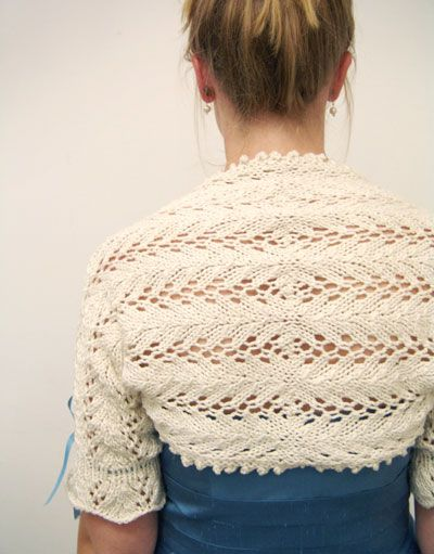 289 best bolero shrugs images on Pinterest | Crochet clothes ...