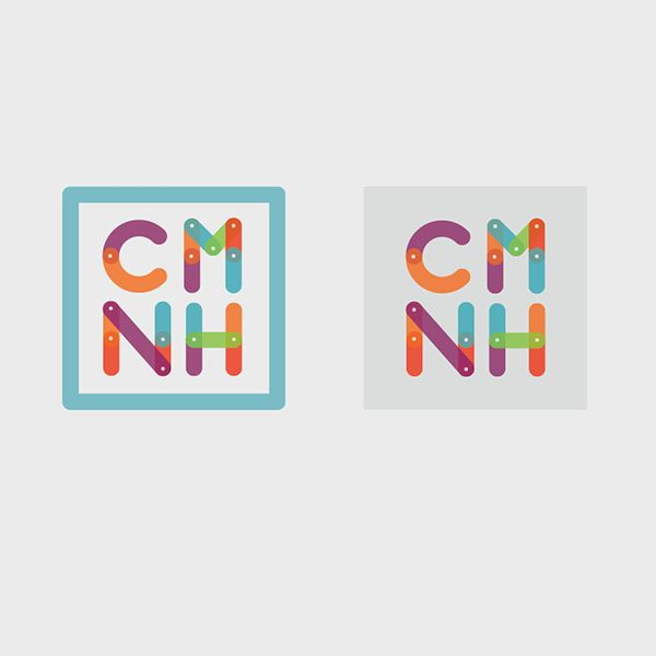 Children's Museum of New Hampshire Re-Brand on Behance