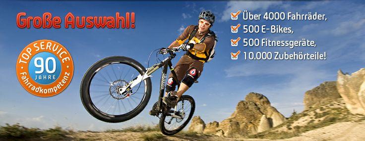 Mountainbike kaufen - entdecken Sie die große Auswahl bei fafit24.de
