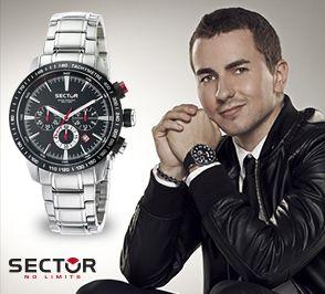 Sector No limits diventa l'espressione di una sintesi tra qualità tecniche del prodotto design italiano...