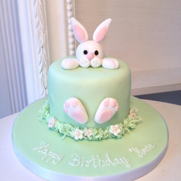 Torte Minitörtchen versteckter Hase