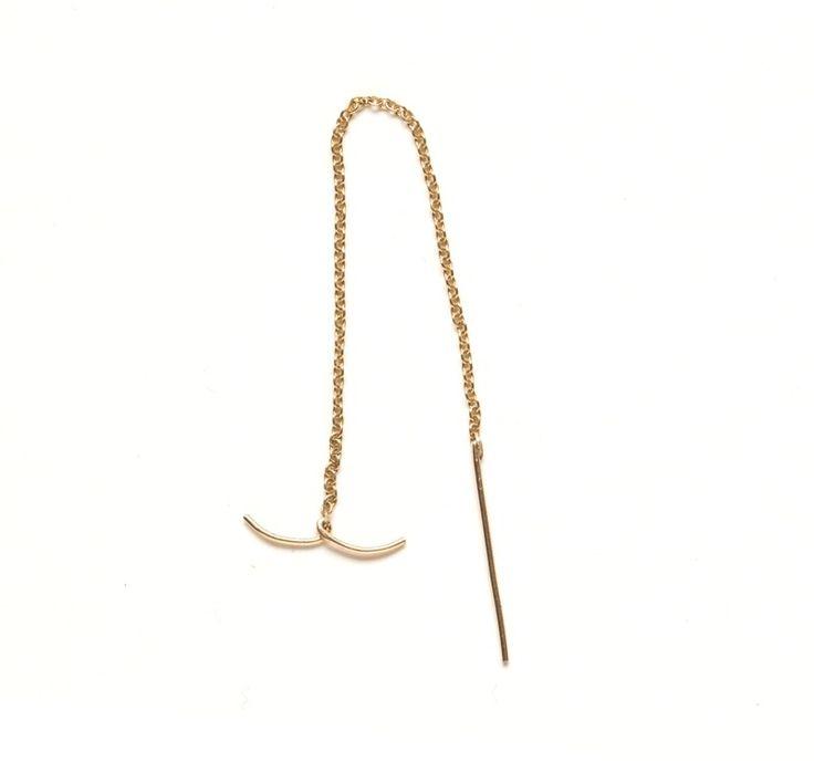 Harpoon Earring