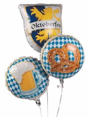 Oktoberfest Balloons  Set of 3  /Oktoberfest party by Mylittleshopsupplies on Etsy https://www.etsy.com/listing/465222766/oktoberfest-balloons-set-of-3