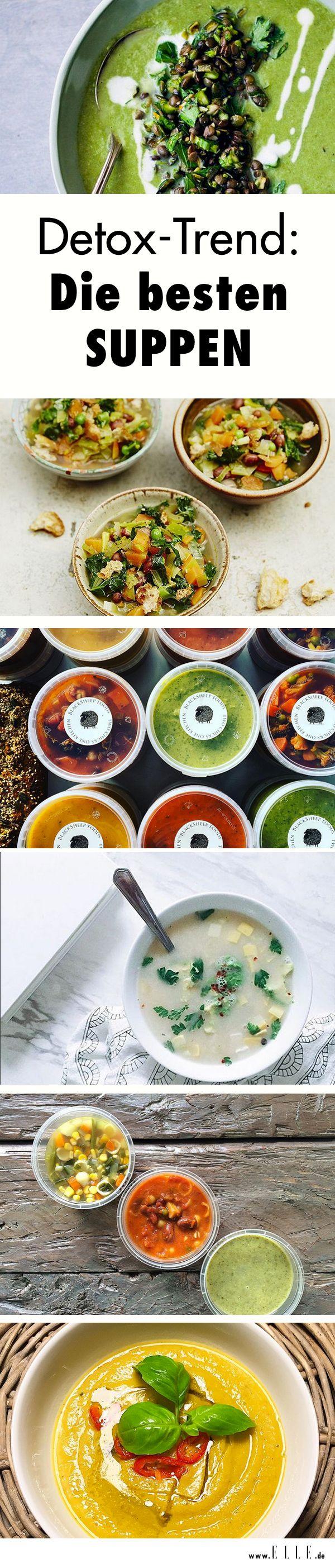 Statt Saftkur machen Ernährungsbewusste jetzt die Suppenkur. Wir stellen den neuen Food-Trend aus den USA vor und erklären was er bringt.