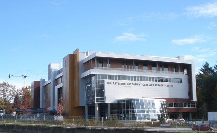 jim pattison outpatient care & surgery centre