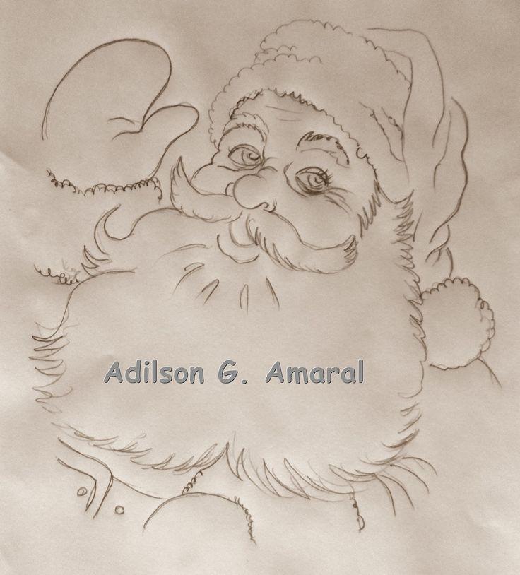 Arte * Vida: Papai Noel