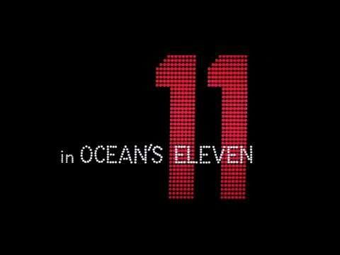 Oceans Eleven - Saul BAss Title Sequence