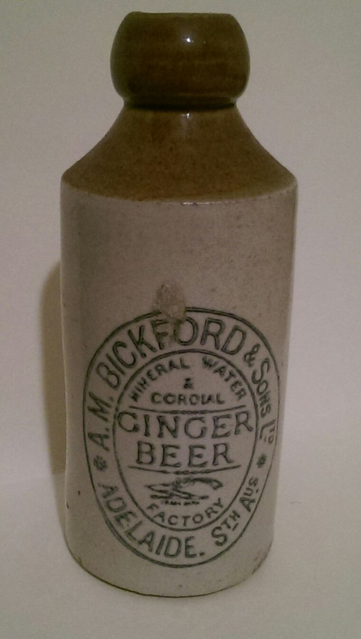 A.M.Bickford & sons Adelaide south Australia brown top