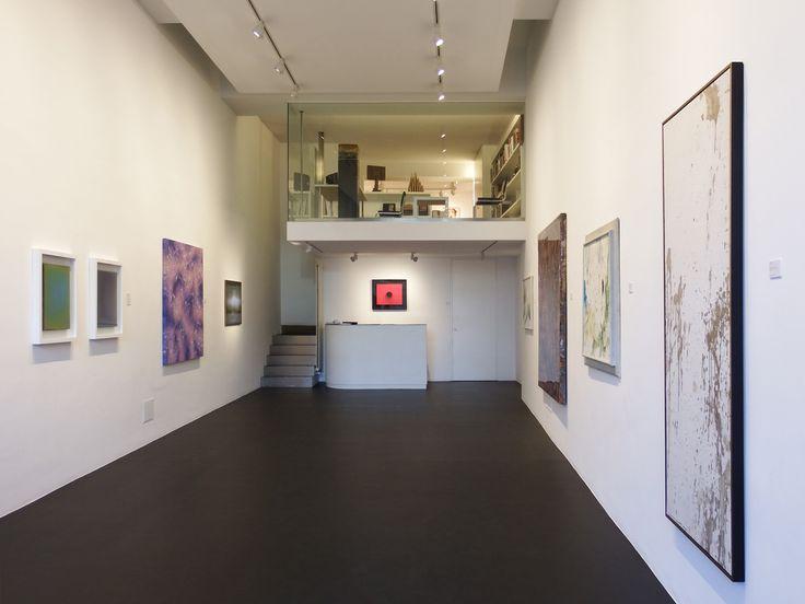 In Abstracto, exhibition view, Alessandro Casciaro Art Gallery