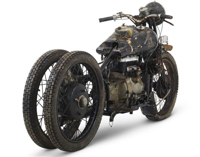 Brough Superior Austin Four...ulf