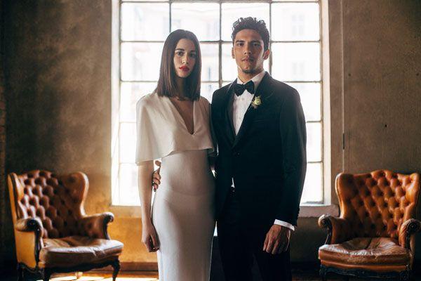 industrial organic wedding inspiration http://weddingwonderland.it/2016/01/matrimonio-industriale-organico.html