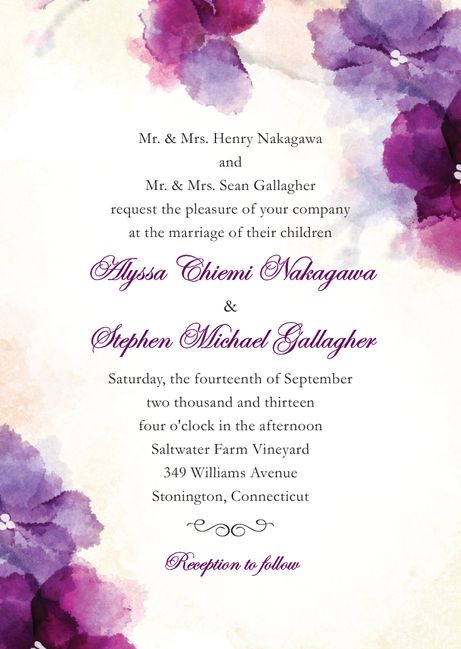87 best wedding invitations images on Pinterest Invitation ideas - wedding invitation samples australia