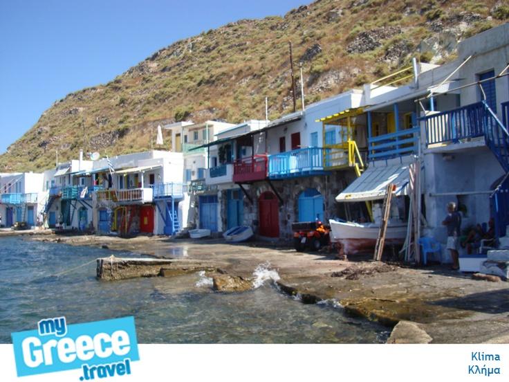 Klima in Milos by www.milos-tours.gr/en/