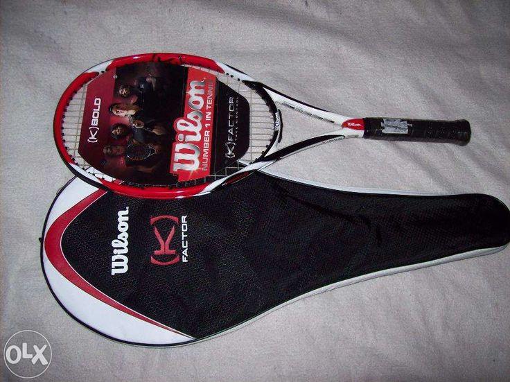 Brandnew Wilson K bold Tennis Racket For Sale Philippines - Find Brand New Brandnew Wilson K bold Tennis Racket On OLX