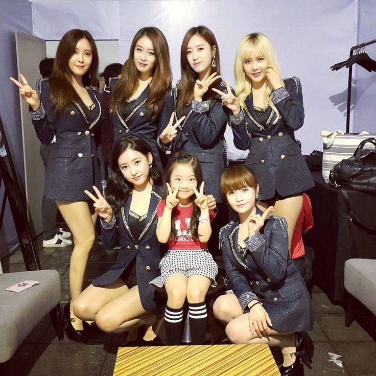 Instagram  ♔  (12.06.16) - T-ara en el IG de #Na_Haeun   Cred: IG @awesomehaeun