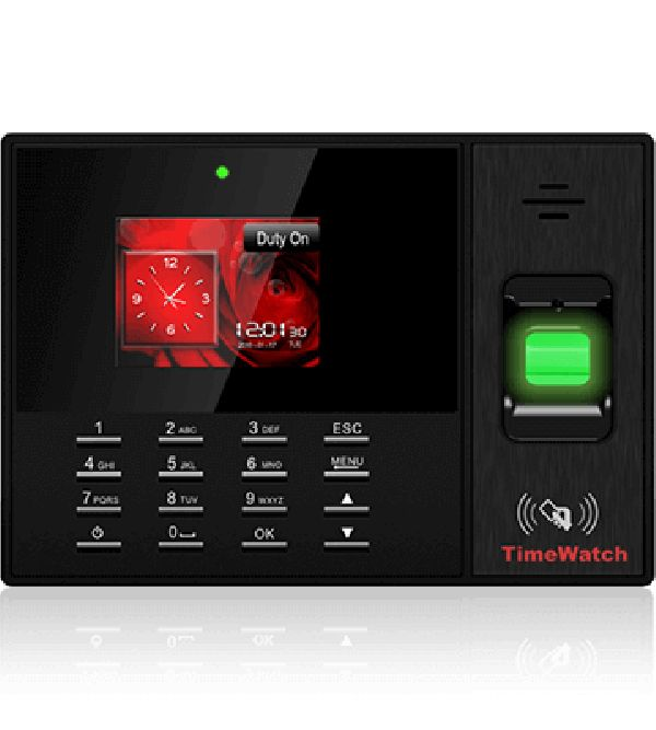 TimeWatch Bio-202 Biometric Fingerprint Attendance Terminal Machine