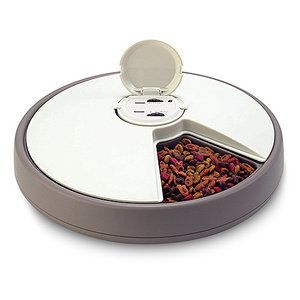 6-Day Automatic Pet Feeder