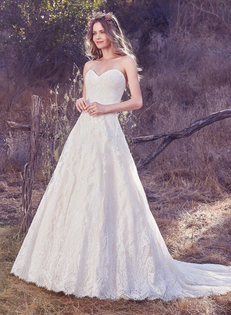 Mejores 418 imágenes de Wedding Gowns en Pinterest | Vestidos de ...