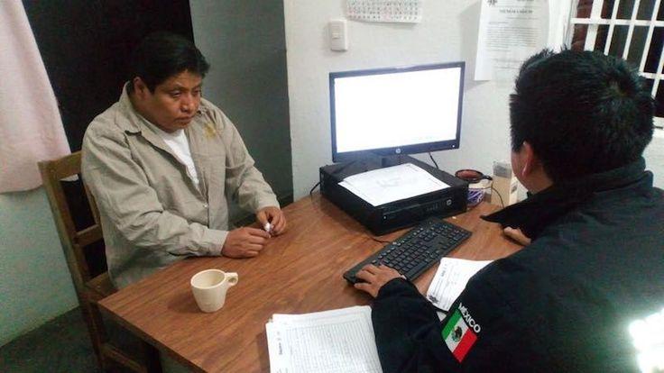 Tras persecución y balacera, detienen a líder transportista en Oaxaca