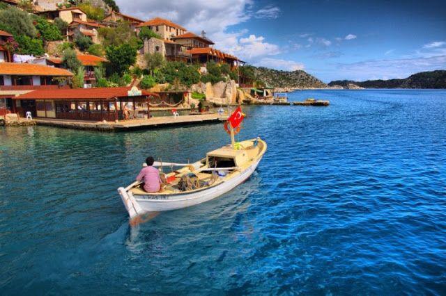 Top 10 Pulau Mediterania Fantastis Di Dunia  Wisata - September 30 2016 at 12:43PM