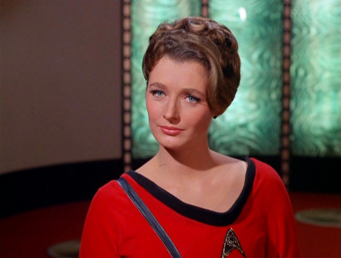 Dr Miranda Jones / Ann Mulhall  - Diana Muldaur - Star Trek (TV Series 1968)