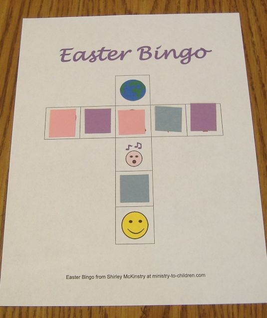 This game would work well on Easter Sunday morning, when you have extra visitors. It teaches basic Christian truths, and it requires no prior knowledge. Kids will enjoy Easter Bingo and learn the b...